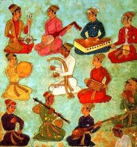 Hindi music gana