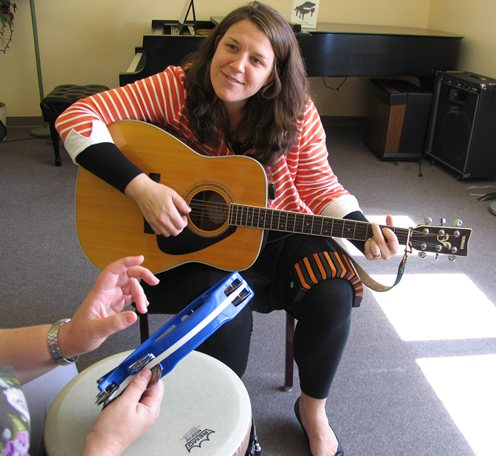 Music Therapy lecture classes in college subjects