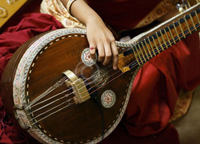 Veena instrumental music
